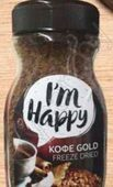 "Кофе ""I'm Happy"" Gold растворимый, 95г"