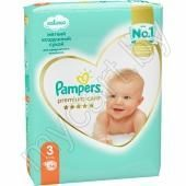 Подгузники Pampers Premium Care, 1 упаковка