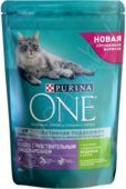 "Корм ""Purina"" ONE сухой, 200г"