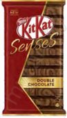 "Шоколад ""Kit Kat"" Senses Double Chocolate, Gold Edition, 112г"