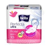 Прокладки Bella Perfecta Ultra Rose Deo Fresh, 10 шт