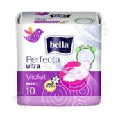 Прокладки Bella Perfecta Ultra Violet Deo Fresh, 10 шт