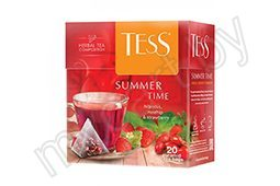 "Чайный напиток ""Tess"" Summer Time/Berry Bar, 20 пирамидок"