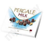 "Набор конфет ""PERGALE"" milk chocolate, 187г"