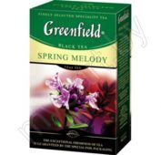 "Чай ""Greenfield"" SPRING MELODY/EARL GREY FANTASY черный, 100г"