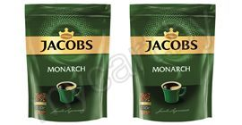 "Кофе ""Jacobs"" Monarch растворимый, 130г"