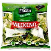 "Салат ""Fresh Season"" Weekend/Party, 180г"