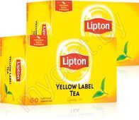 "Чай ""Lipton"" Yellow Label, 50 пакетов*2г"