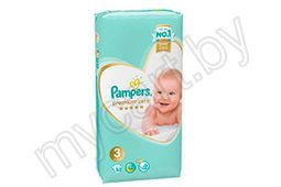 Подгузники Pampers Premium Care, 1 (2-5 кг), 72 шт.; 2 (4-8 кг), 66 шт.; 3 (6-10 кг), 52 шт.; 4 (9-14 кг), 37 шт.; 5 (11-16 кг), 28 шт.