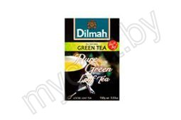 Чай DILMAH Pure Green Leaf Tea, 100 г