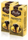 "Кофе ""Paulig"" Presidentti Gold Label молотый, 250г"