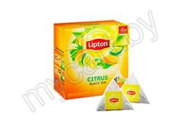 Чай LIPTON Citrus Tea, 20 пак., 36 г