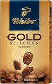 "Кофе ""Tchibo"" Gold Selection молотый, 250г"