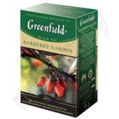 Чай Greenfield Barberry Garden черный, 100 г