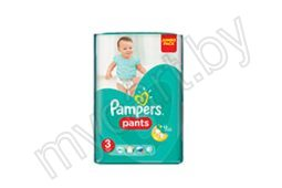 Подгузники- трусики Pampers Active Baby dry, 3 (6-11 кг), 86 шт.; 4 (9-15 кг), 72 шт.; 5 (12-17 кг), 66 шт.; 6 (15+ кг), 60 шт