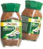 "Кофе ""Jacobs"" Monarch растворимый, 95г"