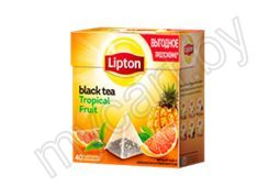 Чай lipton Forest Fruit/Tropical Fruit Tea, 1,8*20 пак.