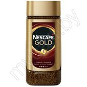 "Кофе ""Nescafe"" Gold растворимый с добавлением молотого, 190г"