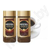"Кофе ""Nescafe"" Gold растворимый, 95г"