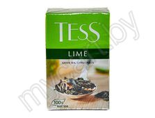 "Чай ""TESS"" Lime, Pleasure, 100г"