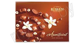 Набор конфет ROSHEN ASSORTMENT, elegant, 145 г, к/ф Roshen