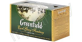 Чай GREENFIELD, fl ying dragon, summer bouquet, earl grey fantasy, 25 пакетиков х 2 г